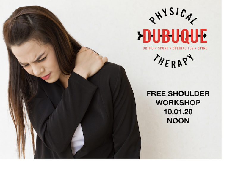 REGISTER FOR OUR FREE SHOULDER WORKSHOP